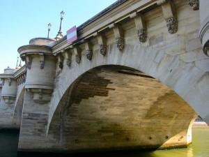 Paris storbyferie pont neuf
