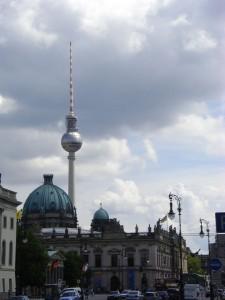 Øst og Vest Berlin