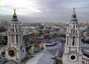 Top 10 seværdigheder i London