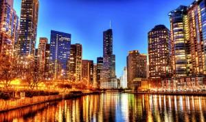 Rejser til Chicago