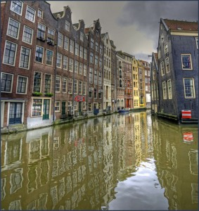 storbyferie i amsterdam