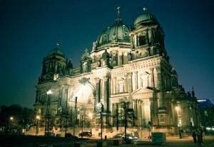Turist i Berlin