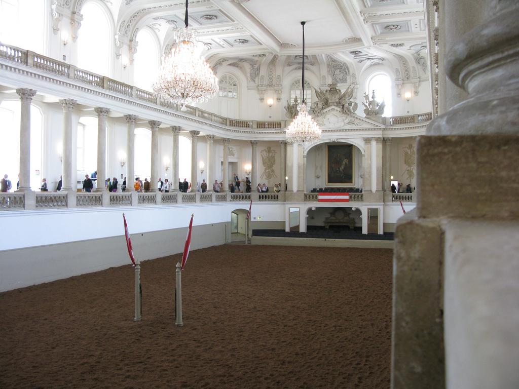 den spanske rideskole
